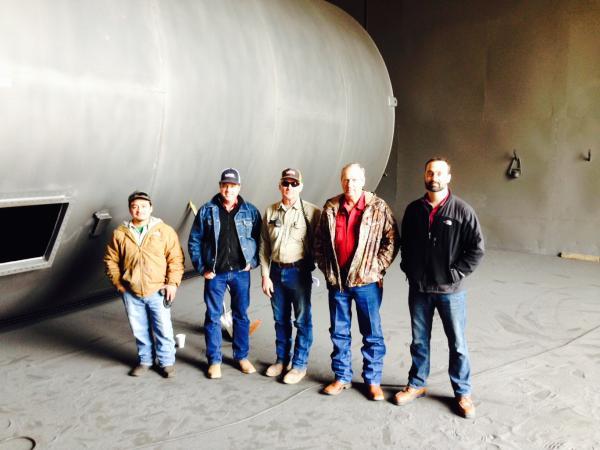 5 Guys- Tank Manufacturing