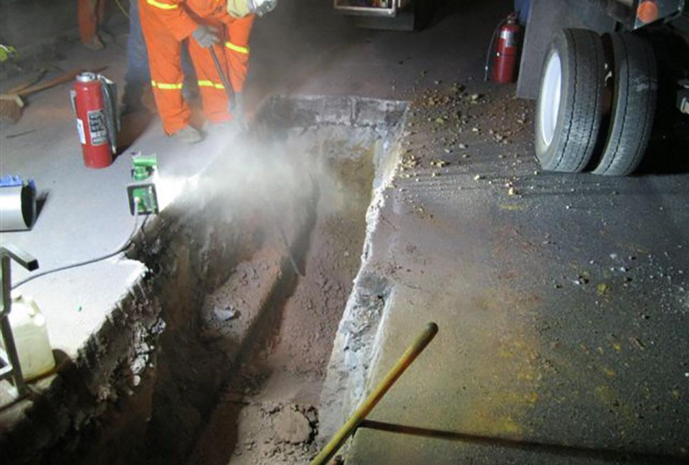 Utility Work – Gas   Water   Power