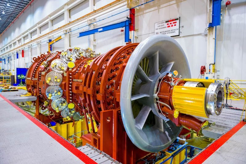 JAC Gas Turbine