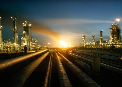 Oil & Gas Distrubution