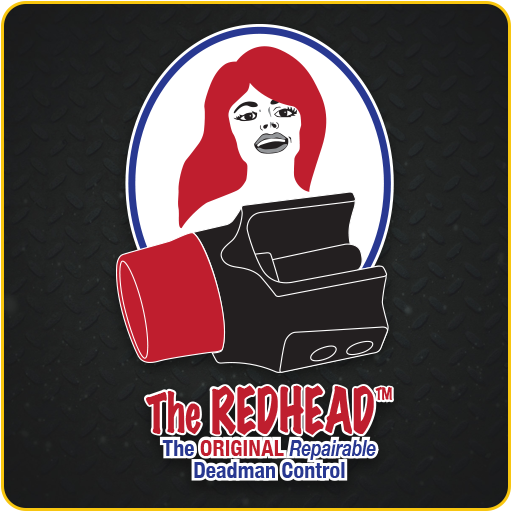 Our Brands, The Redhead, the original, repairable deadman control