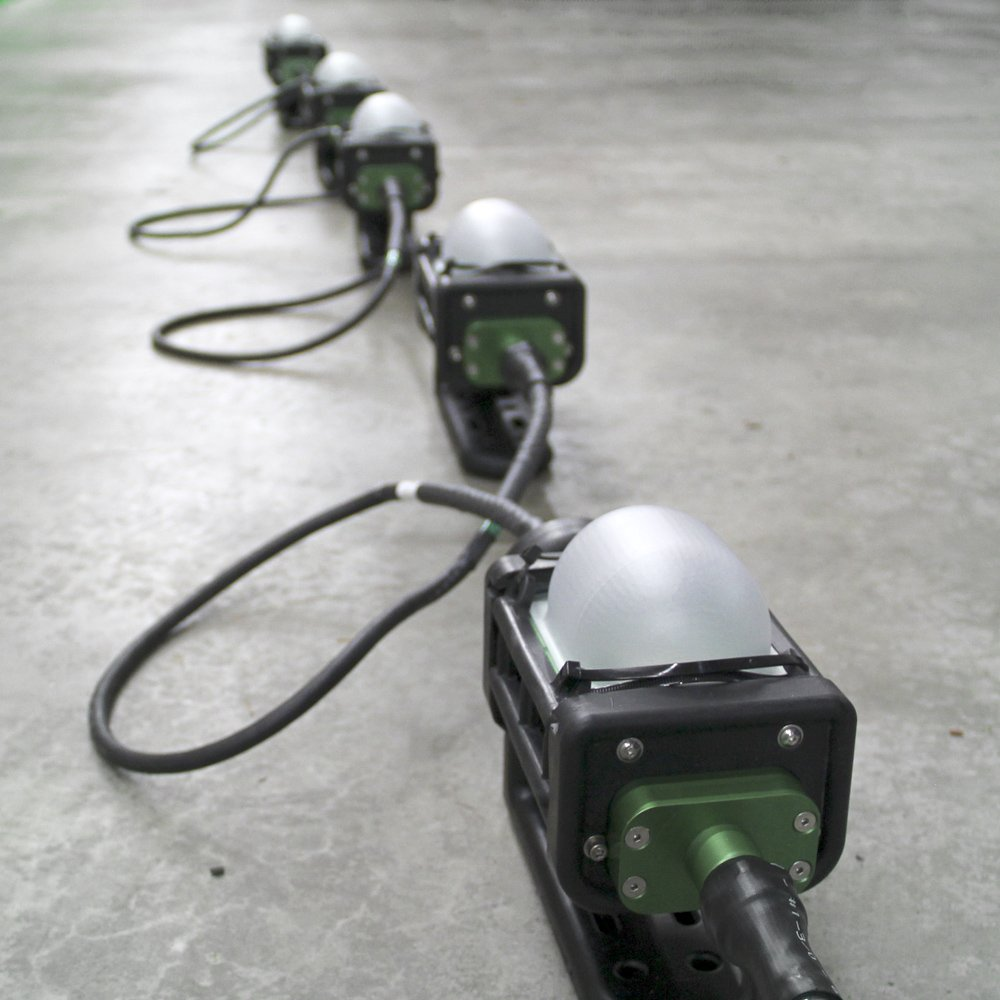 The Brickette Explosion Proof Led String Light