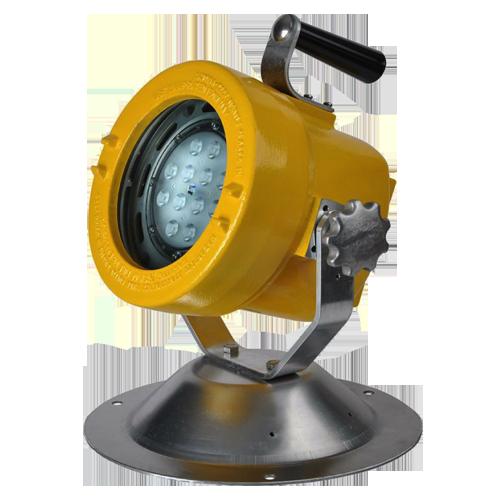 7100 SLXP LED Swivel Mounted Explosion Proof Light