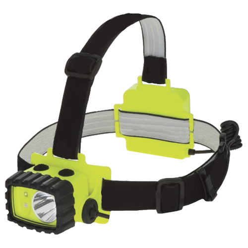 Intrinsically Safe Multi-function Headlamp