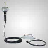 Model 7500, Incandescent Explosion Proof Hand Lamp, inline transformer