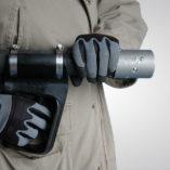 1004-HC, Wrist-EZ, Repairable Electric Deadman Control, deadman control switch, blast hose, abrasive blasting, blasting, painting