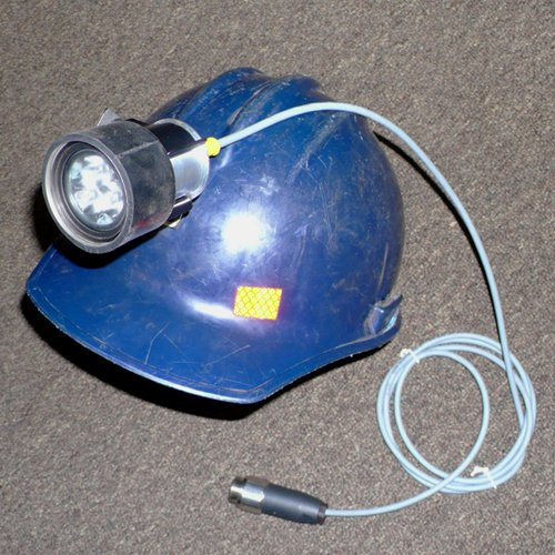 Model 3510 LED Field Repairable Helmet Light