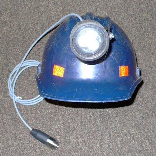 Model 3510 LED – Field Repairable Helmet Light