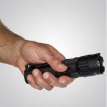 Model 7451 LED – Intrinsically Safe Black Dual-Light Flashlight, Intrinsically Safe Dual-Light Flashlight, flashlight, dual-light flashlight, nighstick, intrinsically safe flashlight, intrinsically safe lights, LED Work Light, portable LED work light, portable led light, battery-powered, cETLus, ATEX, IECEx, MSHA, Black