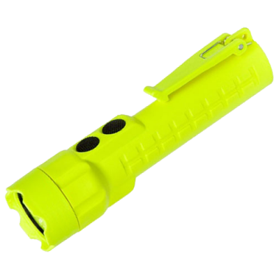 Model 7453, Intrinsically Safe Dual-Light Flashlight, Intrinsically Safe Dual-Light LED Flashlight, intrinsically safe flashlight, intrinsically safe permissible
