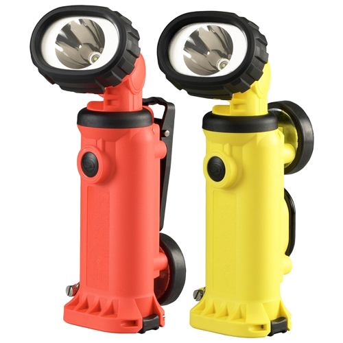 Work Light Rechargeable Led Garage Jobsite Plastic: Intrinsically Safe Rechargeable LED Flashlights