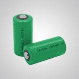 Two (2) 3V CR123A Lithium Batteries (included)