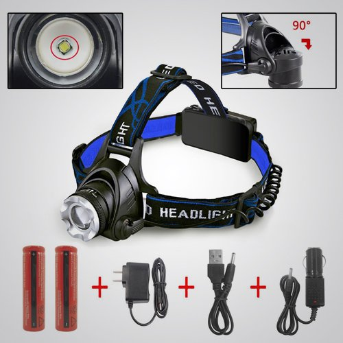 Model 7705 Rechargeable Led Headlamp Western