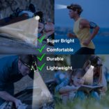 Model 7705 - Rechargeable LED Headlamp