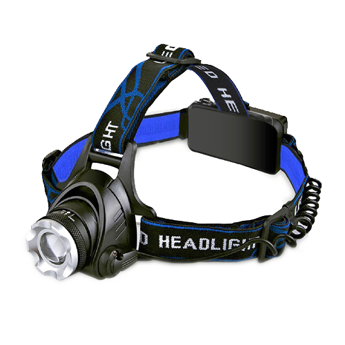 Model 7705 - Rechargeable LED Headlamp