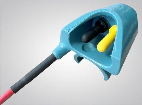 APOLLO4ADI, 4-Wire Sealed Electric Deadman Control, deadman control switch