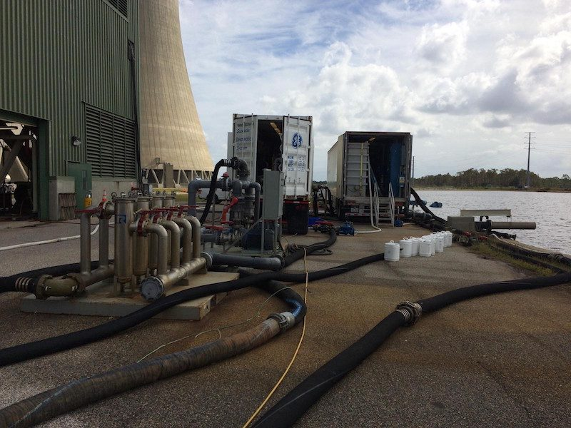 Mobile Wastewater Treatment