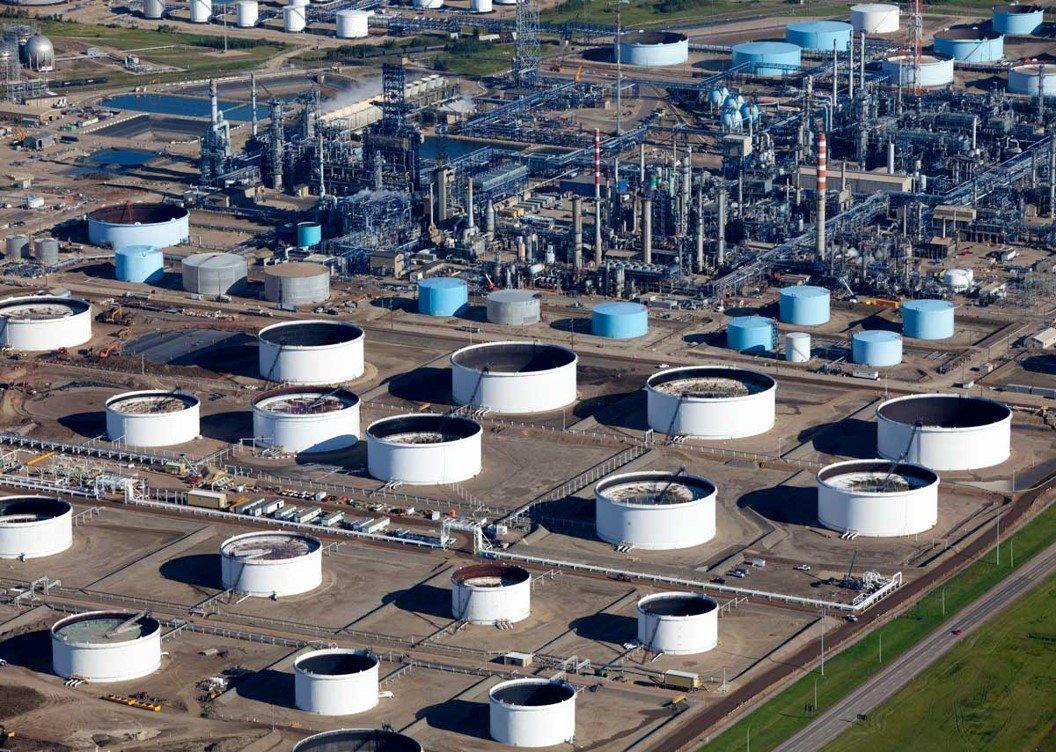 storage tank interiors, refineries, hazardous vapors, explosion risk,