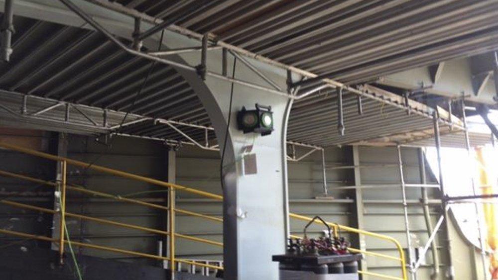 4100LED Drydock Ferry Boat Maintenance