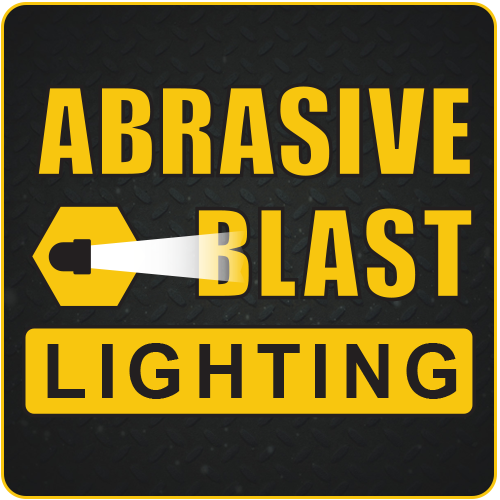 Abrasive Blast Lights
