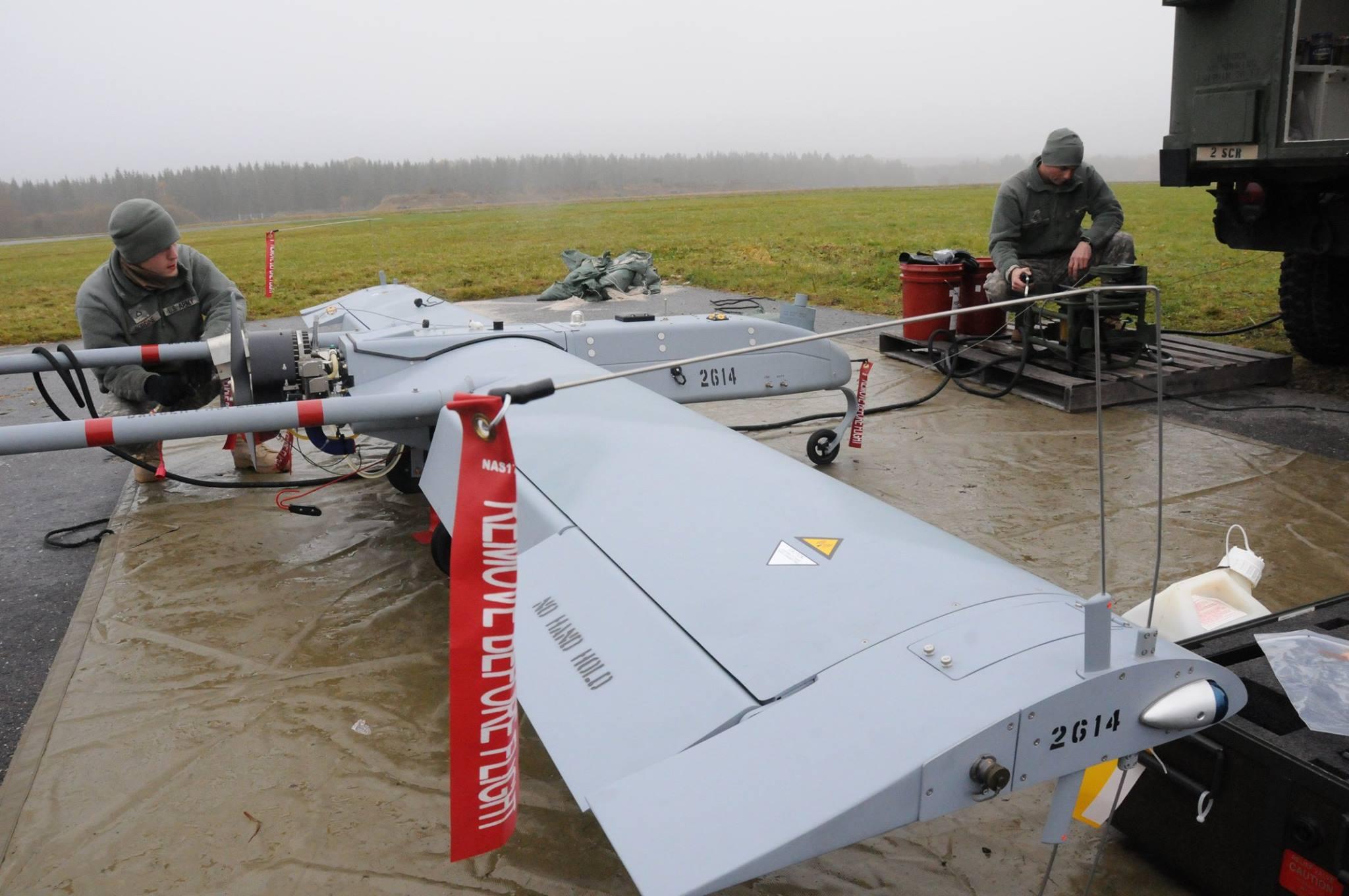 Deadman Controls - Drone launch