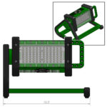 The BRICK®, the brick, brick, 9610, modified a-frame, stand, mount, stand & mount, work light, portable