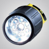 4AA, PROPOLYMER®, LED FLASHLIGHT, Safety-Rated Battery-Powered Flashlight, safety rated, safety-rated. battery-powered, hazloc, intrinsically safe, intrinsically safe lighting, intrinsically safe flashlight, hazardous location lighting, Class I Div 1