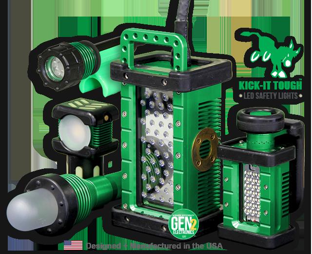Portable Led Work Lights Western Technology Inc
