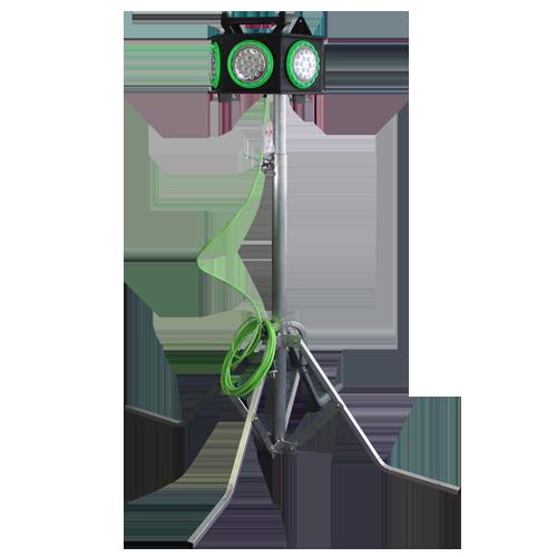 4100LED - SITE LIGHT™ on Quadpod
