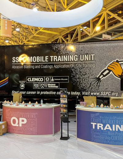 SSPC Mobile Training Unit