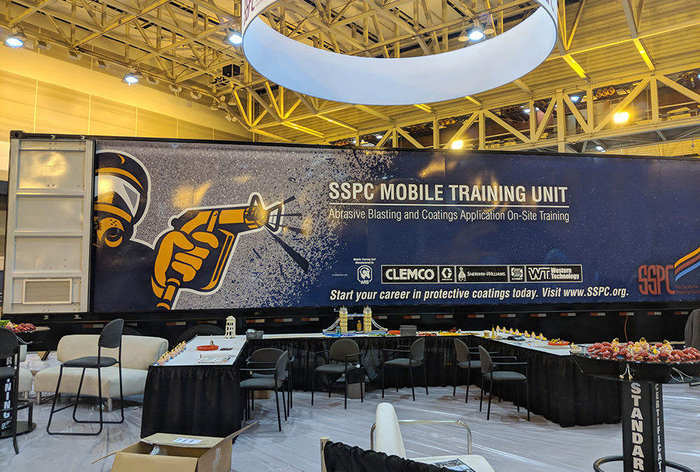 Front and Center at SSPC 2018