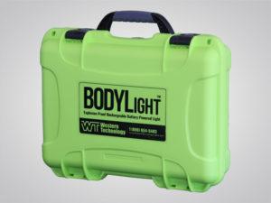 BODYLight™, body light, explosion proof rechargeable battery-powered light, rechargeable, battery-powered, LED, explosion proof, 8910, explosion proof rechargeable battery-powered LED light
