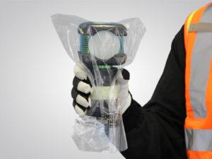 BODYLight™, body light, BODYLight, explosion proof rechargeable battery-powered LED light, rechargeable, battery-powered, LED, explosion proof, 8910, paint, overspray bags