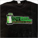 tshirt, t-shirt, western technology, lights, BRICK, light, built like a brick