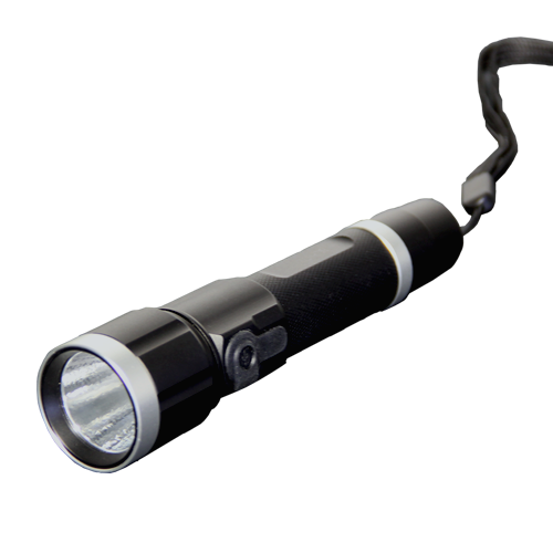rechargeable industrial LED flashlight, 7475, ordinary location, flashlight