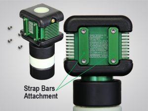 BODYLight, bodylight, body light, bar straps, mount, #8910, 8910, accessories, attachment