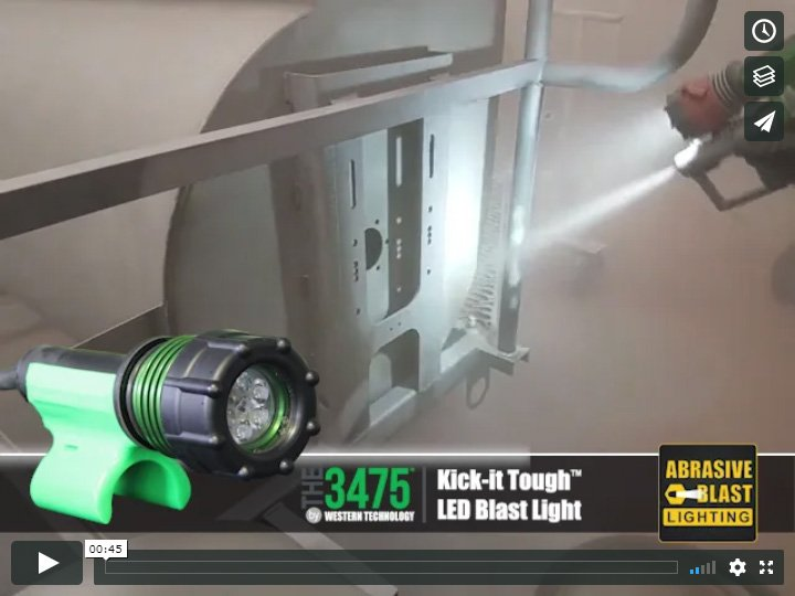 Product in Action: 3475 Blast Light