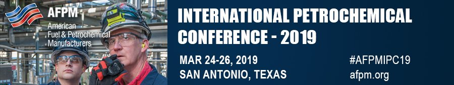 International Petrochemical Conference, IPC, AFPM, 2019 trade shows, expos, conferences, tradeshows, western technology, inc. portable led work lights, explosion proof, work lights, temporary work lights