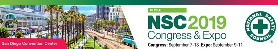 national safety council, nsc 2019, congress & expo, 2019 trade shows, expos, conferences, tradeshows, western technology, inc. portable led work lights, explosion proof, work lights, temporary work lights