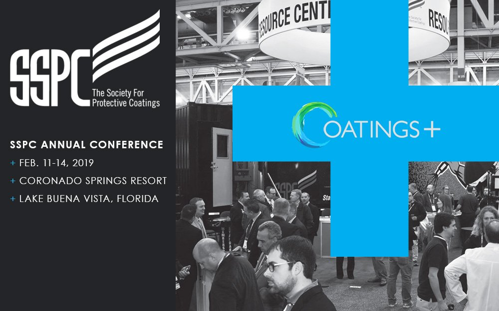 SSPC 2019 – Coatings+
