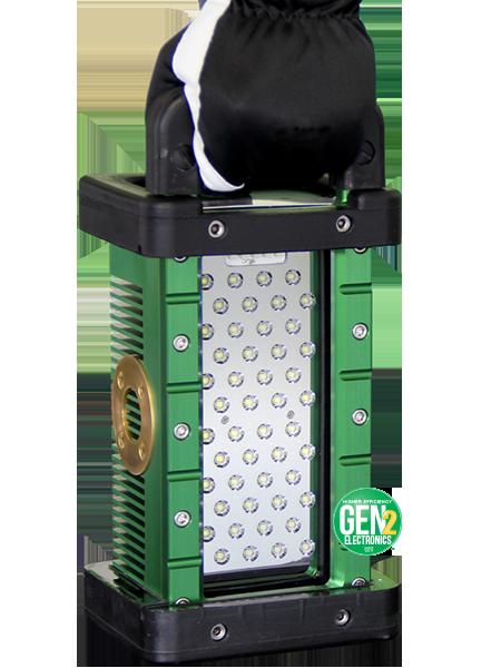 The BRICK®, brick, 9610, portable, explosion proof, led, work light, portable LED work lights, class i, div 1, hazloc