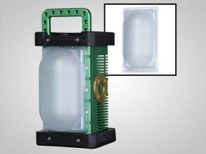 high dome diffuser, accessories, BRICK®, brick, 9610, Portable Explosion Proof Area Light, explosion proof, LED, Hazardous Location Lighting, Portable LED Work Light, C1D1, C2D2, Class 1 Div 1, Class I Div 1, Class 1 Div 2, Class I Div 2, Class 2 Div 1, Class II Div 1, Class 2 Div 2, Class II Div 2, KICK-IT TOUGH™ LED Safety Lights, Work Light, Wet Location, portable, paint booth lighting, LED work light, Explosion Proof Light, explosion proof lights, Explosion Proof LED Light, Explosion Proof lighting, Explosion Proof LED Lighting, portable explosion proof light, portable luminary, portable luminaire
