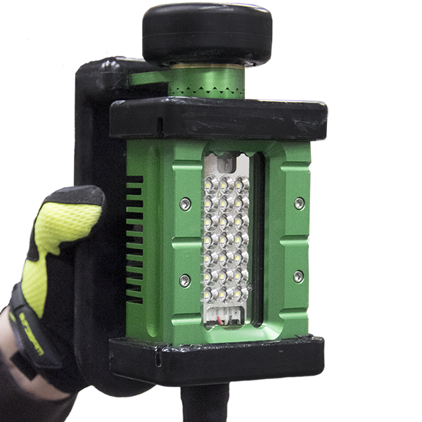 The BRICKette™, the brickette, brickette, 2106, portable, explosion proof, led, work light, portable LED work lights, class i, div 1, hazloc