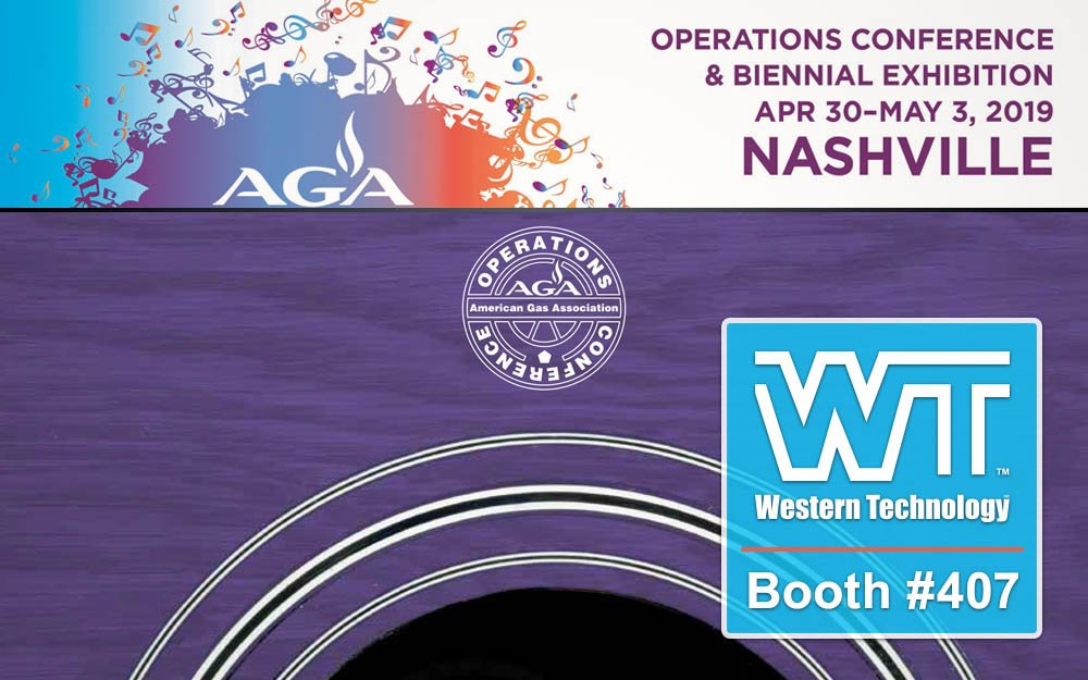 AGA 2019 operations conference, biennial exhibition, american gas association, exhibitor, booth 407