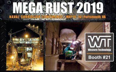 MEGA RUST 2019 – Exhibitor