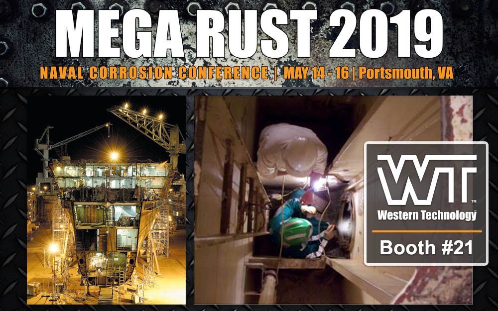 MEGA RUST 2019 – Exhibitor