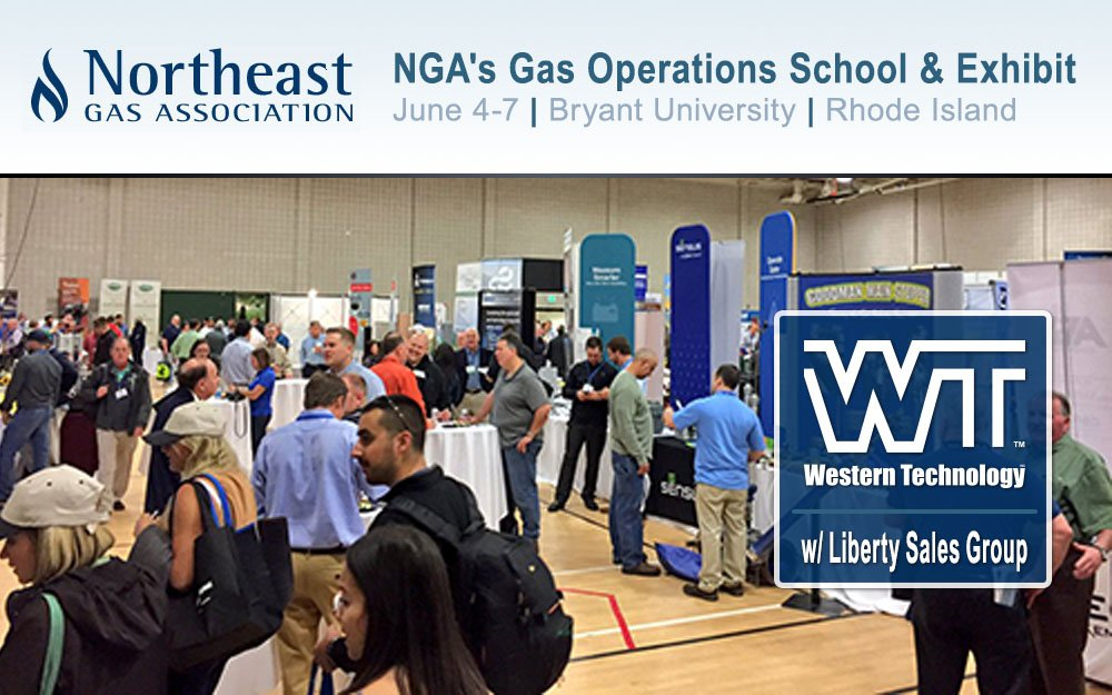 exhibiting, Liberty Sales Group, Northeast Gas Association, NGA, gas operations school, June 4-7, Bryant University, Rhode Island