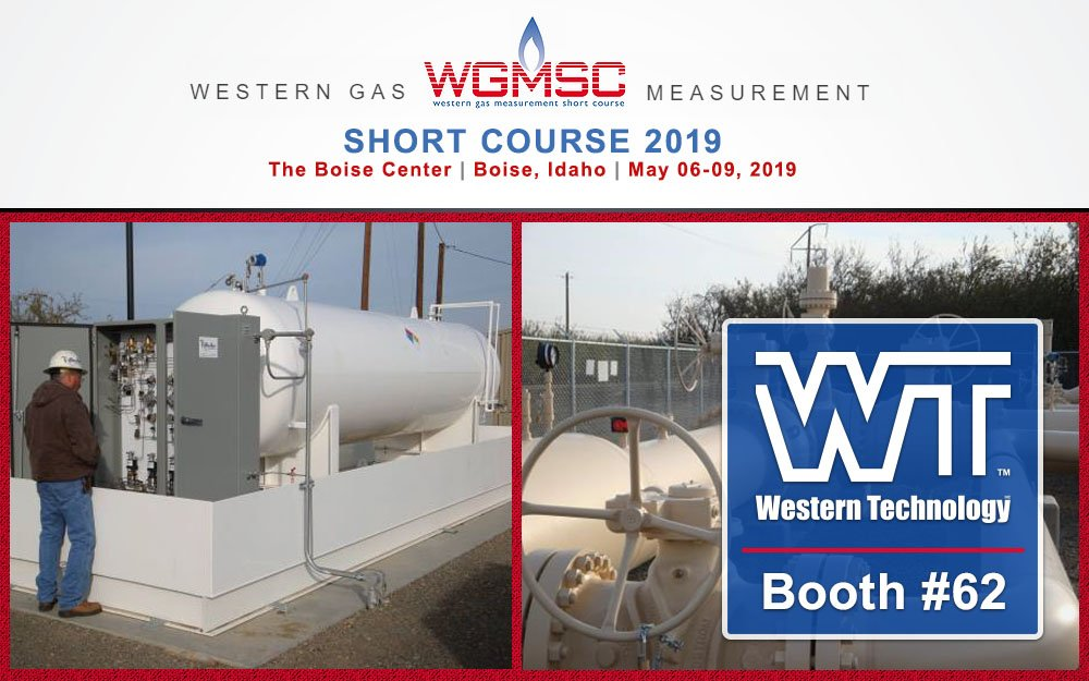 we're exhibiting, western gas measurement short course, wgmsc, western gas measurement, short course 2019, the boise center, boise, idaho, id, may 6-9, exhibitor, booth 63