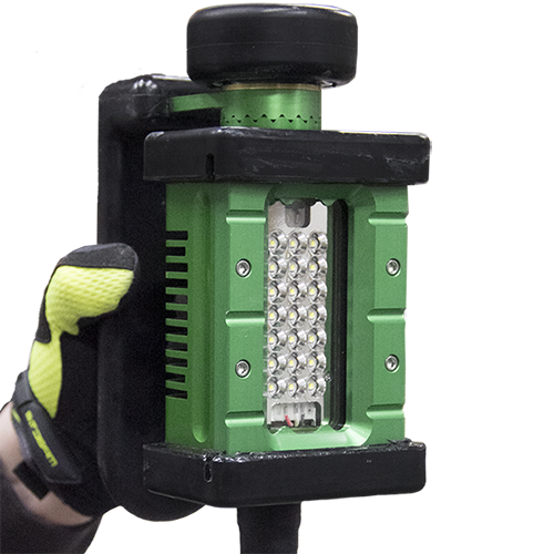 The BRICKette™, the brickette, brickette, 2106, portable, explosion proof, led, work light, portable LED work lights, class i, div 1, hazloc