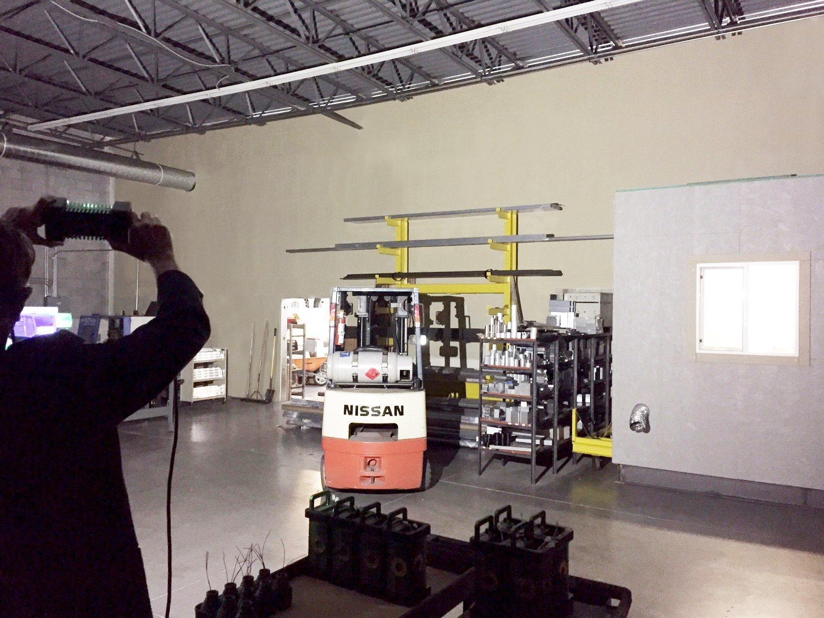 LINKaLIGHT, link a light, led stringer light system, led, portable, work light, ordinary location, temporary job site light, string work light, floodlight, area light, 4400, led wide area stringer light system